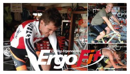 ErgoFit bike set ups